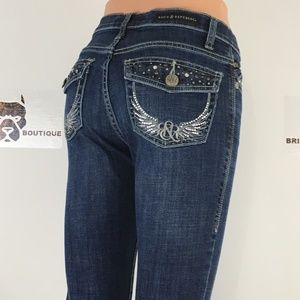 Rock and Republic Kasandra jeans sz 2M ( EUC )